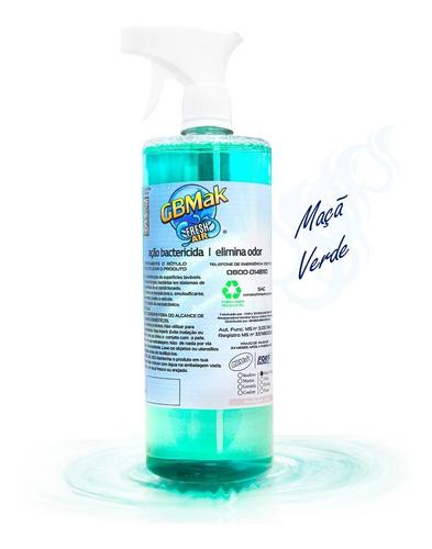 Bactericida Aromatizador Para Ar Condicionado Split