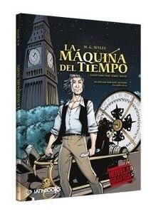 Novela Gráfica: La Maquina Del Tiempo Nice