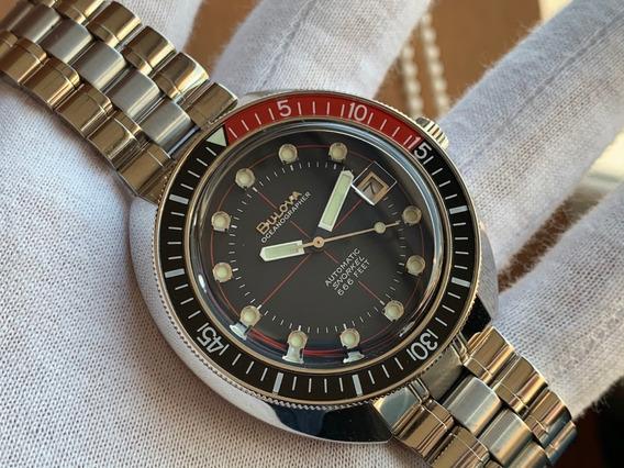 Relógio Bulova Devil Diver Oceanographer Automatic 98b320