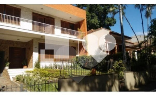 Casa De 2 Pisos, 6 Quartos, 4 Suítes, Living 3 Ambientes, Garagem Para 4 Carros, Dep. Empregada - 28-im424275
