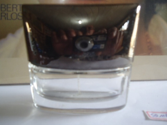 Perfume Reveal Calvin Klein 50ml Vazio P/colecionador N025