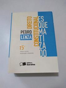Direito Constitucional Esquematizado - Pedro Lenza 15°edição