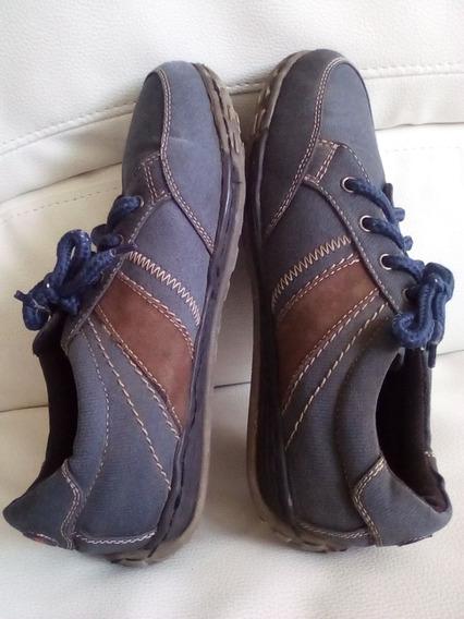 Zapatos Deportivos De Dama Marca Volpe Talla 36