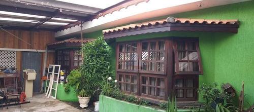 Casa Com 2 Dormitórios À Venda, 400 M² Por R$ 1.500.000 - Vila Valparaíso - Santo André/sp - Ca0170