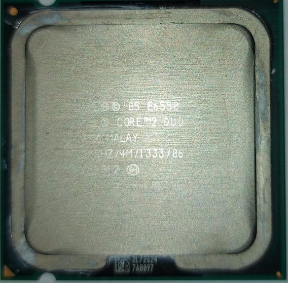 Processador Intel Core2duo E6550