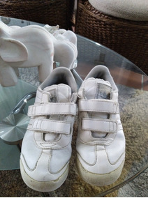 Zapatos adidas 100%cuero Original Talla 27