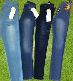 7bca6b460 Pantalon Jeans De Dama Altos