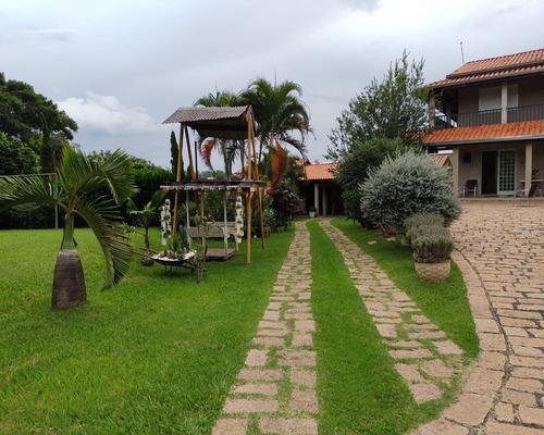 Chácara Com 2 Casas No Colina I / Indaiatuba - Ch00060 - 69030973