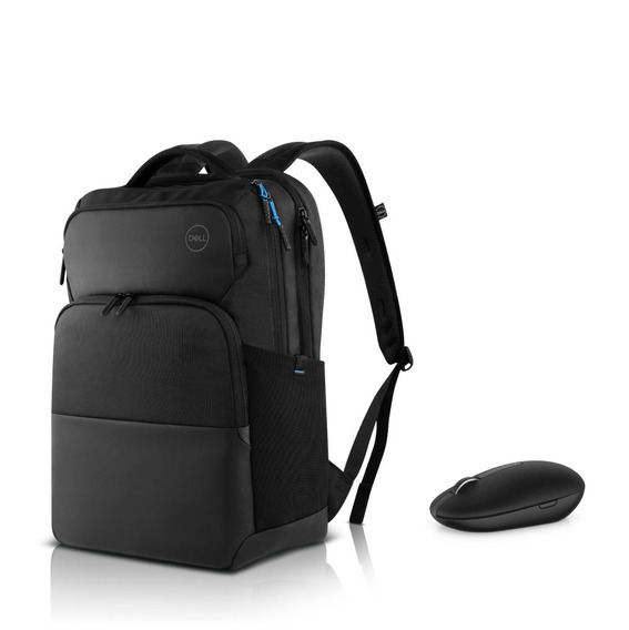 Mochila Para Notebook Dell Pro 15,6 + Mouse Wireless Wm326