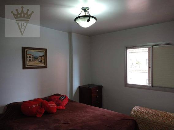 Apartamento Com 3 Dormitórios À Venda, 94 M² Por R$ 600.000 - Casa Verde - São Paulo/sp - Ap2844