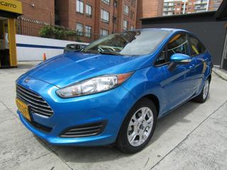 Ford Fiesta Se Mt 1600 Aa