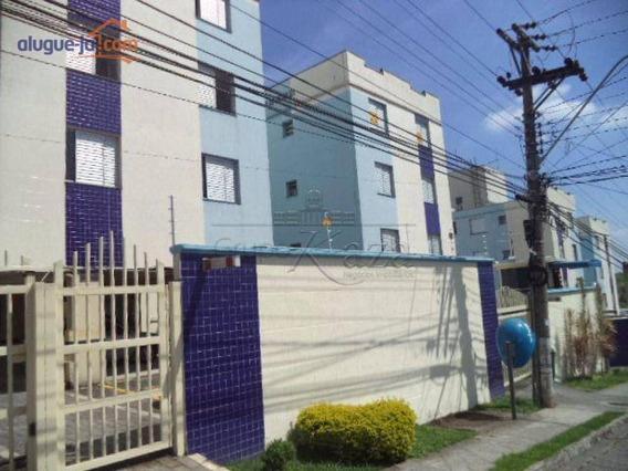 Apartamento Com 2 Dormitórios À Venda, 45 M² Por R$ 190.000 - Jardim Satélite - São José Dos Campos/sp - Ap2932