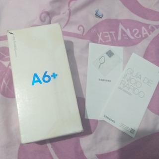 Celular Samsung A6 Plus 64gb