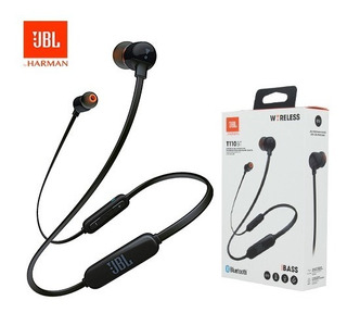 Auricular Bluetooth Jbl Tune 110bt In-ear Con Microfono