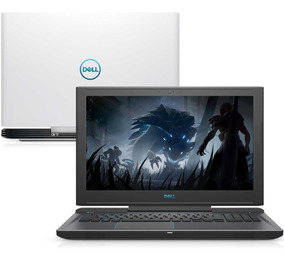 Notebook Gamer Dell G7-7588-m20b I7 8gb 1tb+128gbssd Gtx W10