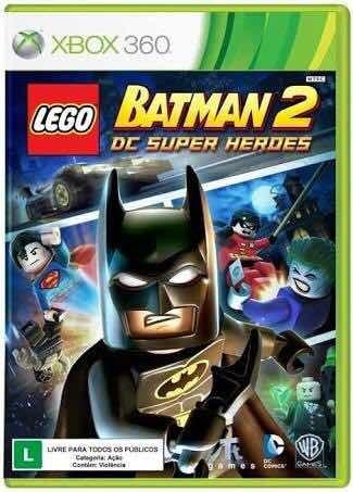 Lego Batman 2 Para Xbox 360 Xbox One