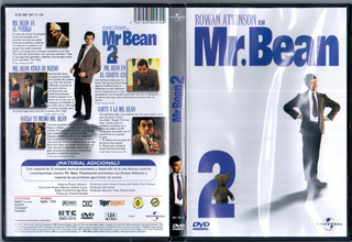 .: Dvd Mr. Bean 02 :: Comedia !!!