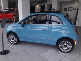 Fiat 500 0km 2018 - Anticipo Minimo $ 38.000 O Tu Usado -2