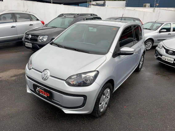 Volkswagen Up! 1.0 Move 5p 2015 Impecável!!