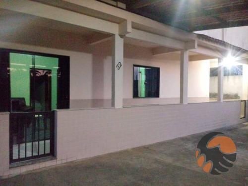 Imagem 1 de 16 de Casa Com 02 Quartos À Venda, 208 M² - Praia De Setiba - Guarapari/es - Ca0533