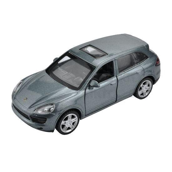 Auto De Coleccion Porsche Cayenne S 1:38 Msz