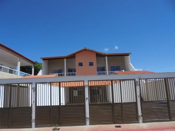 Casa Duplex Com 2 Quartos, Sala Ampla, Wc Social E Da Suíte Com Box Em Vidro Blindex Branco - Ca00269 - 33499380