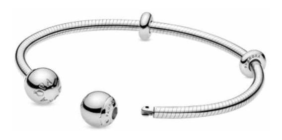 Pulseira Bracelete Pandora Crie E Combine Evolution