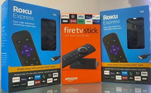 Amazon Fire Tv Stick Streaming Hd Smart Netflix Youtube Hbo