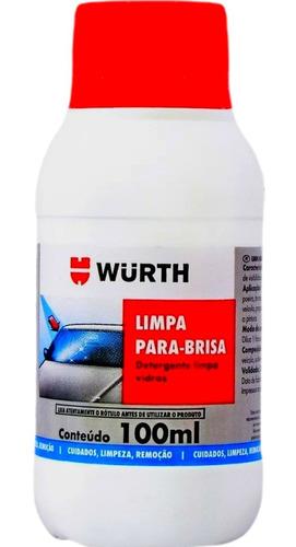 Limpa Para Brisa Wurth 100ml