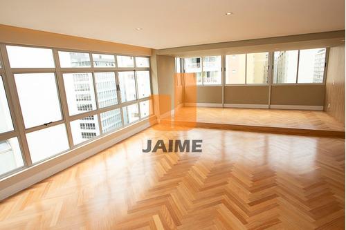 Apartamento Para Venda No Bairro Jardim Paulista Em São Paulo - Cod: Ja16639 - Ja16639