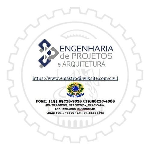 Imagem 1 de 1 de Engenharia Projetos E Arquitetura Sa-reformas E Construções