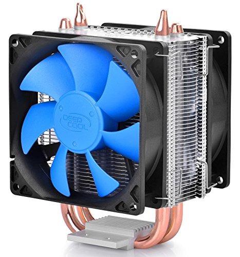 DeepCool Logisys MC4001IM Ice Matrix 400 Intel//AMD 130W CPU Cooler Heatsink NEW