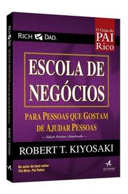 Pai Rico Escola De Negocios - Alta Books