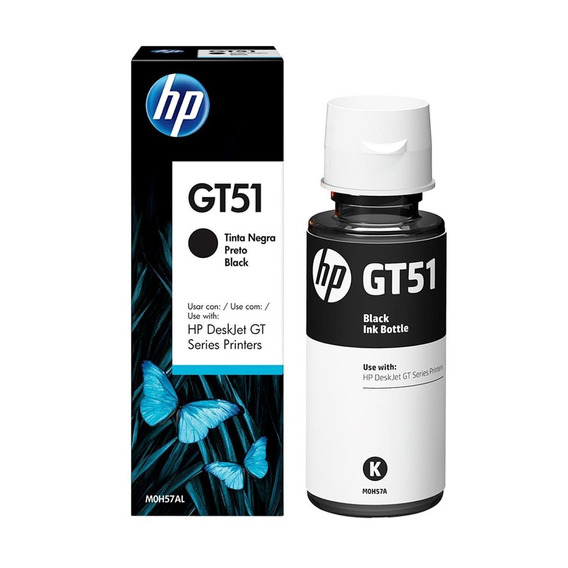 Tinta Gt-5822 Gt5822 5822 Gt-51 Gt-51 Gt-5820 Black M0h57al