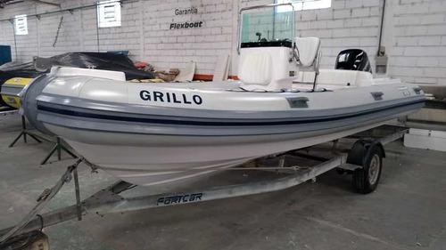Flexboat Sr550