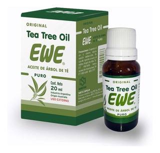 Ewe Aceite De Arbol De Te Puro 20ml