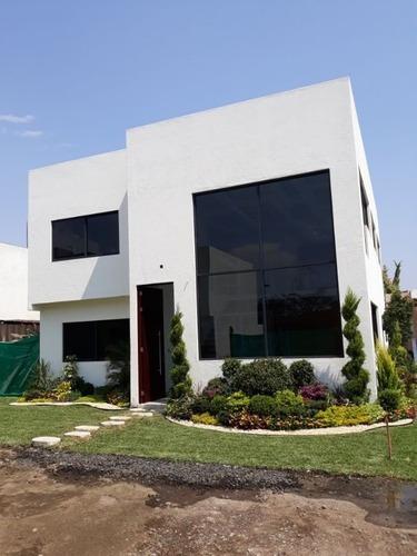 Casa En Condominio En Sumiya / Jiutepec - Vem-718-cd*