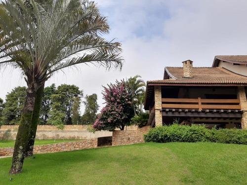 Casa Com 6 Dormitórios À Venda, 1340 M² Por R$ 8.500.000 - Condomínio Village Sans Souci - Valinhos/sp - Ca1804