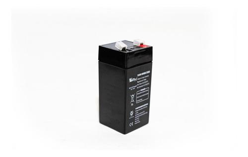 Bateria Vrla Netion 4v 4ah Recargable Sellada