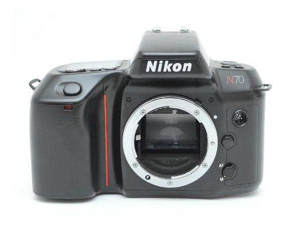 Nikon N70 Com Defeito P/peças = Canon Sony F50 F60 N90