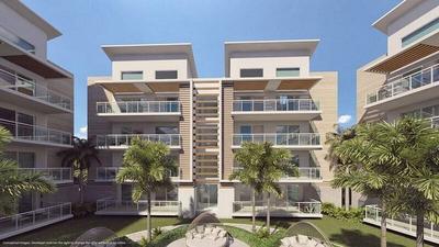 Hermoso Penthouse 3hab 3baños Y 2medios Baños En Los Corales