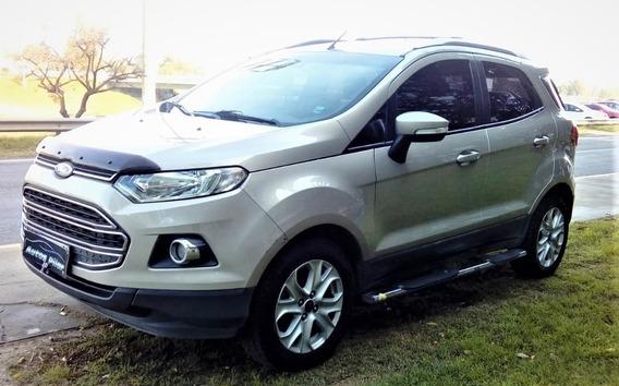 Ford Ecosport Titanium 1.6l Mt N