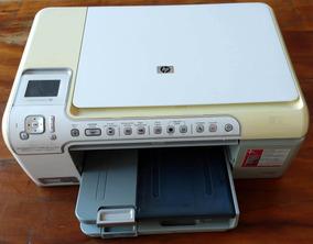 Impressora Hp Photosmart C5280 - Com Defeito