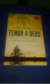 Livro De Sillas Malafaia Temor A Deus .