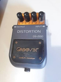 Pedal Distortion Groovin