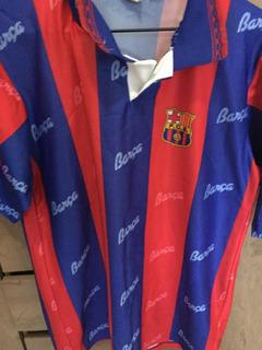 Camisa Barcelona Retro 96