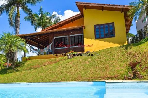Chácara Em Condomínio - Cc00073 - 69243993