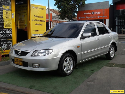 Imagen 1 de 15 de Mazda Allegro 1.6 Mt