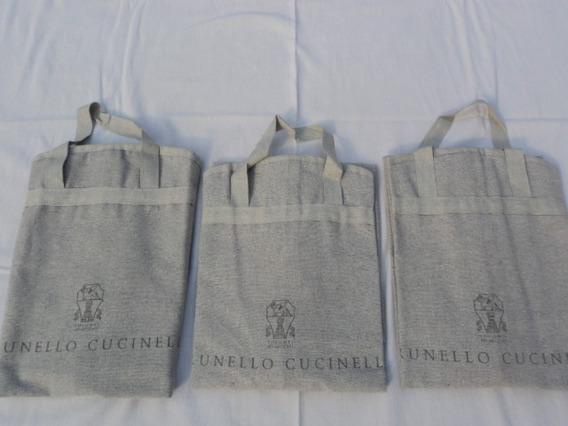 Brunello Cucinelli Blazer Porta Trajes De Algodon Portatraje