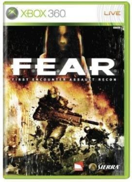 Fear F.e.a.r. First Encounter Assault Recon Xbox360 Original